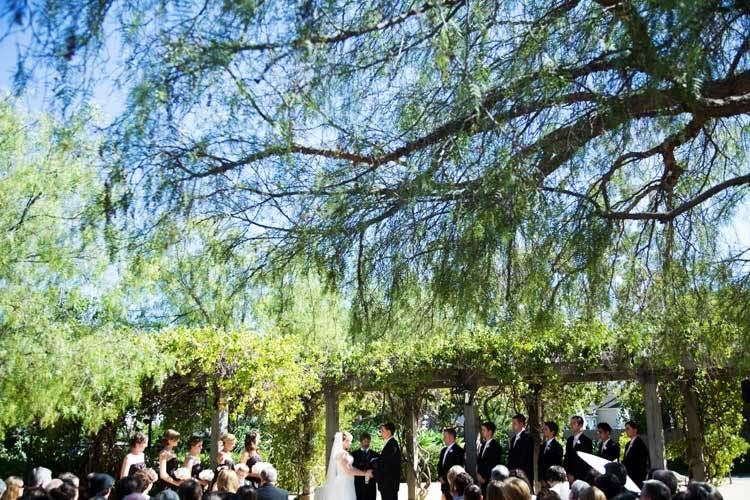 Santa Barbara Historical Museum Wedding