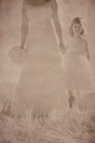 Infrared Wedding Pictures Santa Barbara
