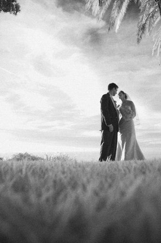 Infrared Wedding Photography La Venta Inn