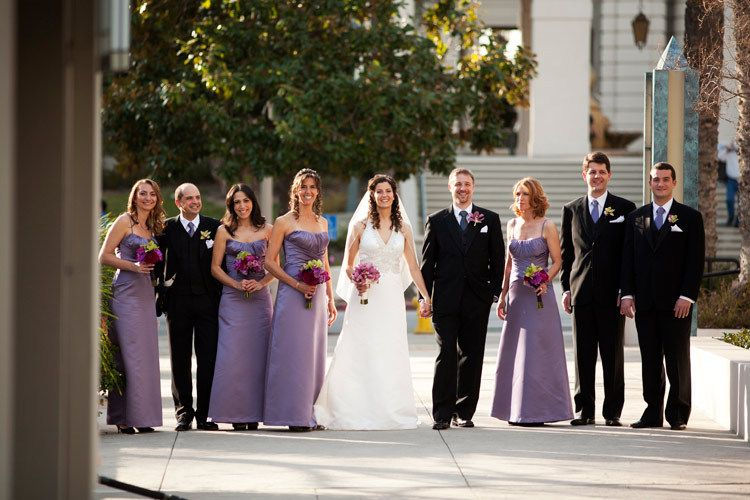 Westin Pasadena Wedding