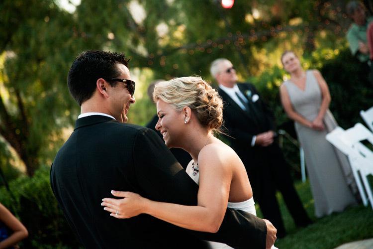Maravilla Gardens Wedding Reception