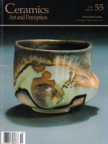 www.ceramicart.com.auCeramics:  Art & Perception - international journal
