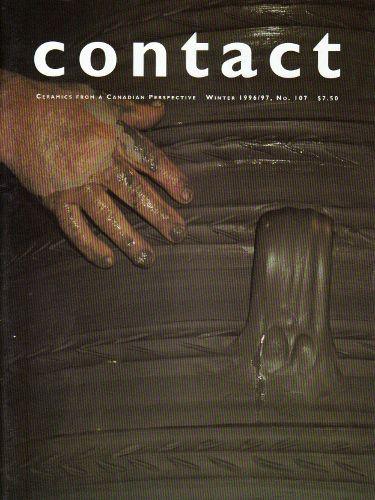 Winter  1996/97   No. 107   Pages 16-19ELLEN SHANKIN:  Exploring Form, Keeping Function
