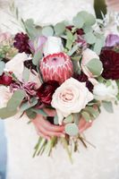 Bride's Bouquet Flowers