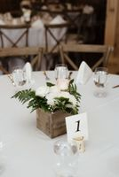 Wedding Flower Table Arrangement