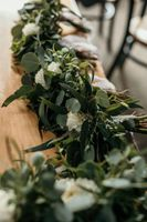 Reception Greenery Garland