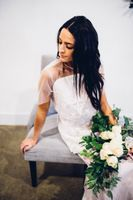 Seated Bride