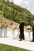 Montage Park City Wedding Ceremony