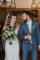 Wedding Ceremony Arbor Flowers