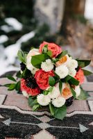 Winter Bride Bouquet