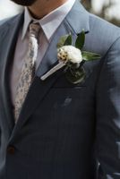 Grooms Wedding Boutonniere