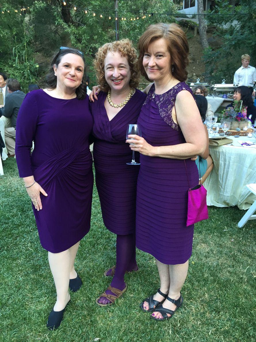 Wendy Spears - 3 ladies in purple.jpg