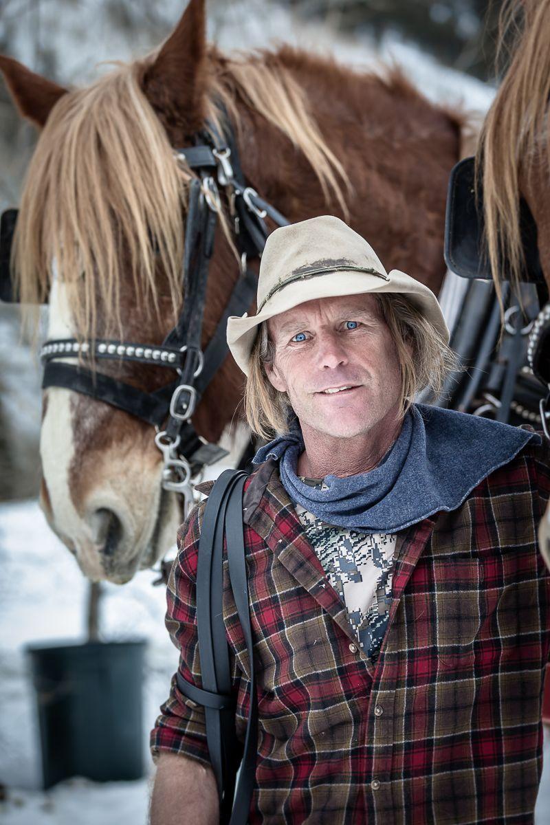 Cowboy, Aspen, Colorado
