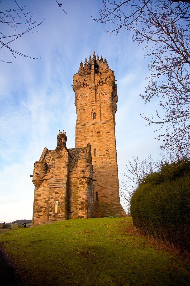 National Wallace Monument, Stirling, Scotland