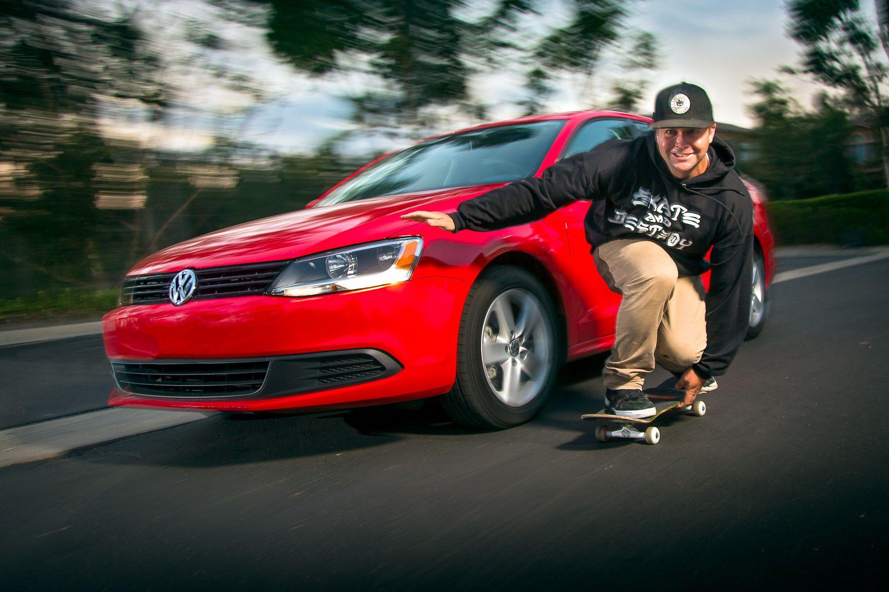Volkswagen for ROAD & TRACK