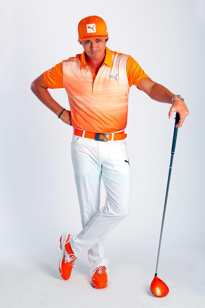Rickie Fowler, pro golfer