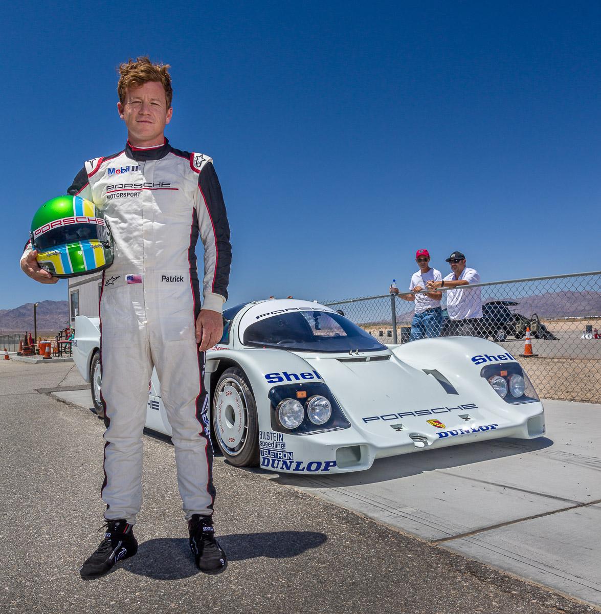 Porsche 962-001 & Patrick Long