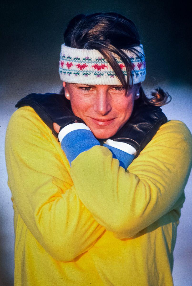 Kim Reichhelm, ski celebrity