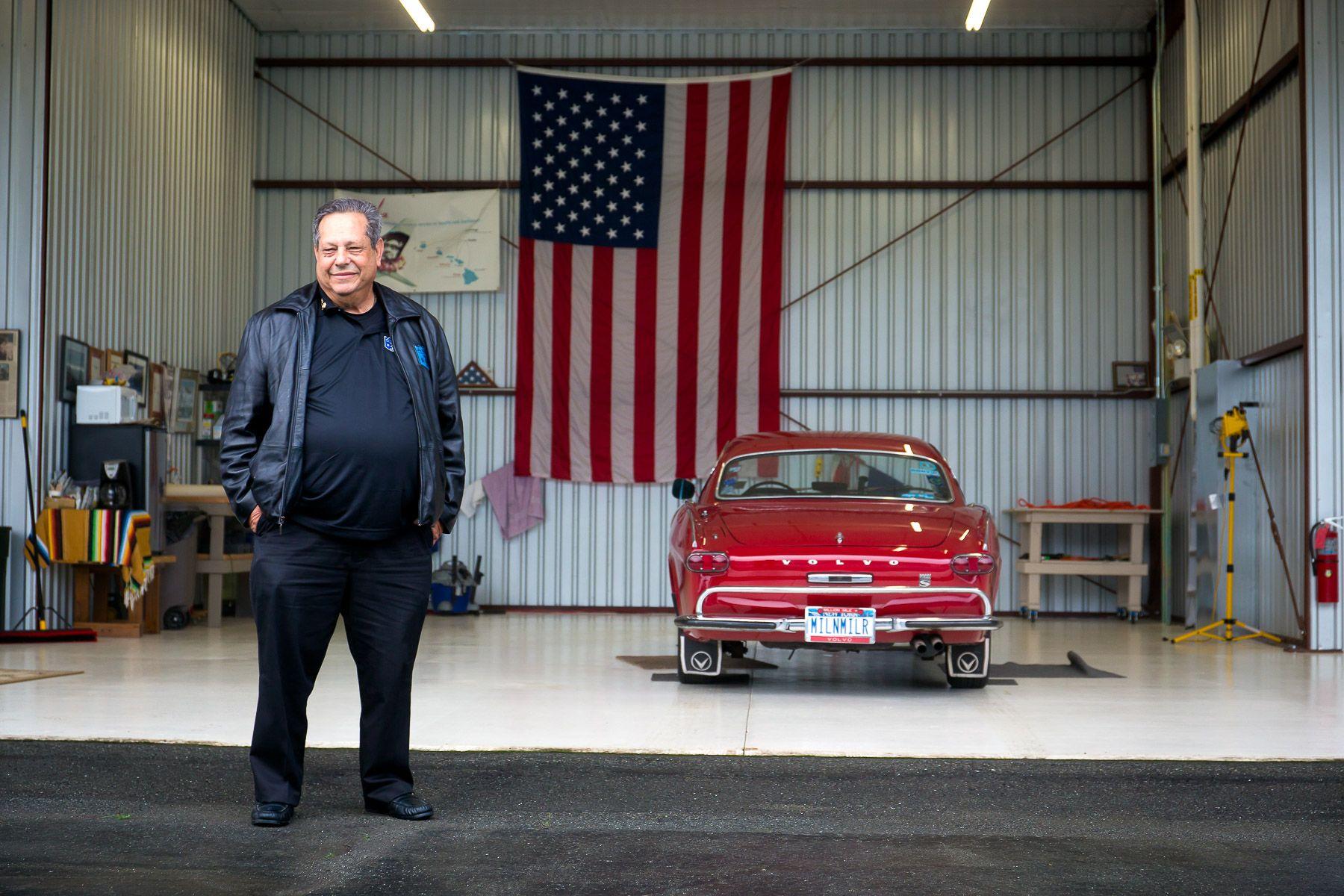 Irv Gordon, 3 million miles in his Volvo