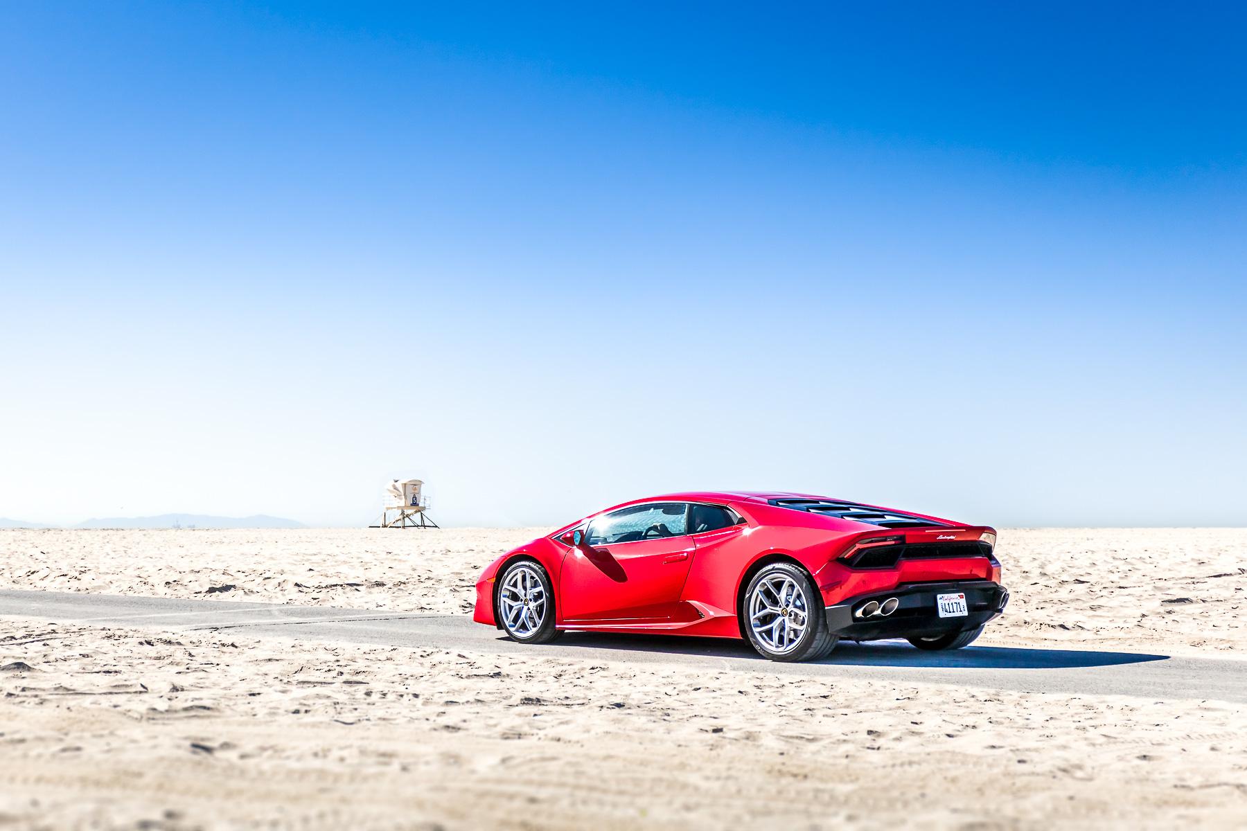 Lamborghini Huracan, SoCal