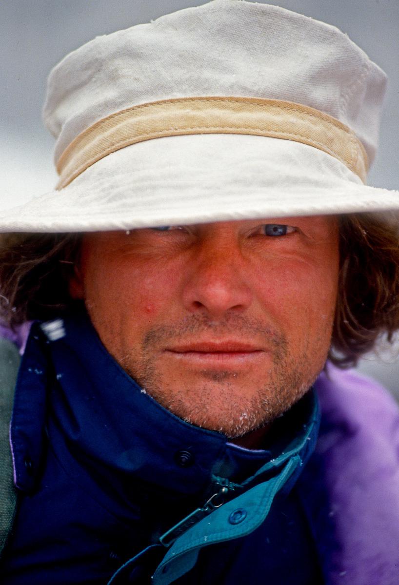 Gary Bigham, Chamonix, for SKI Magazine