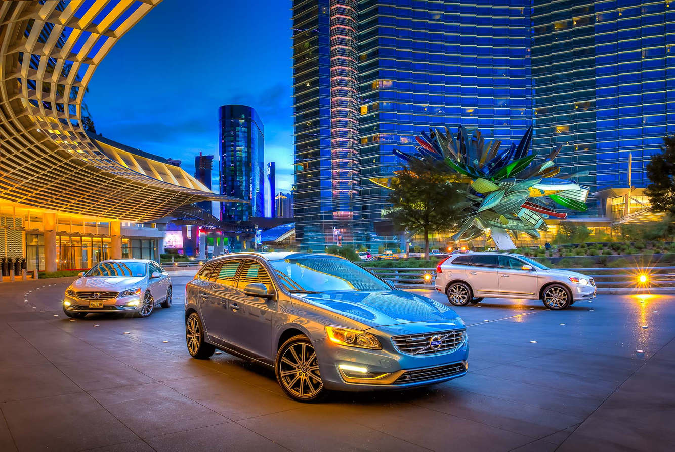 Volvo, Las Vegas