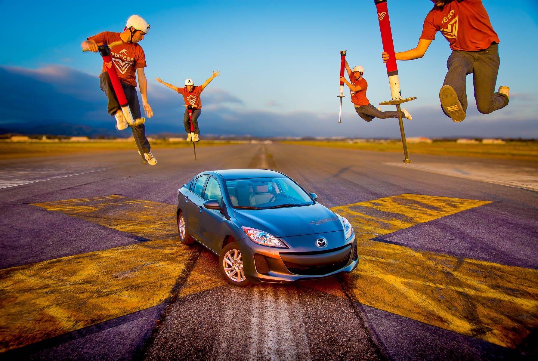 Mazda3 for ROAD & TRACK