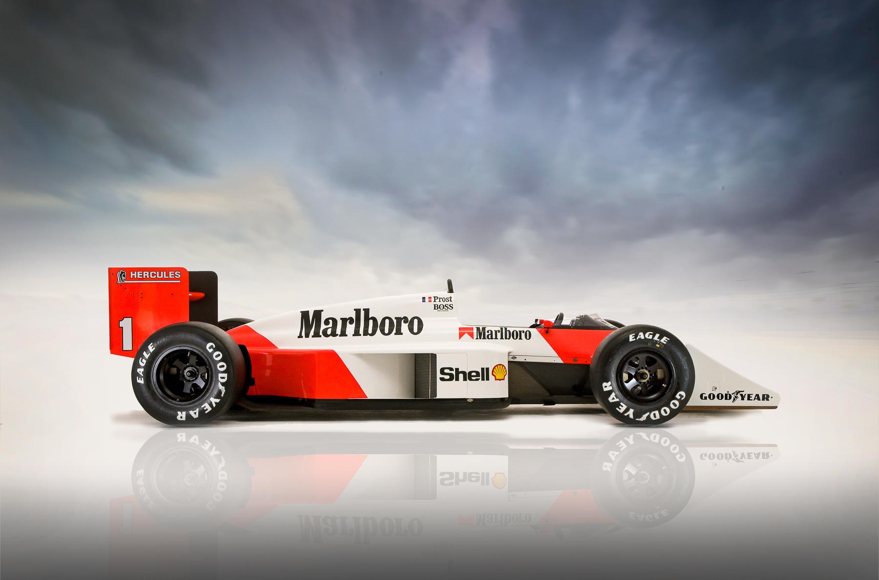 McLaren MP-4