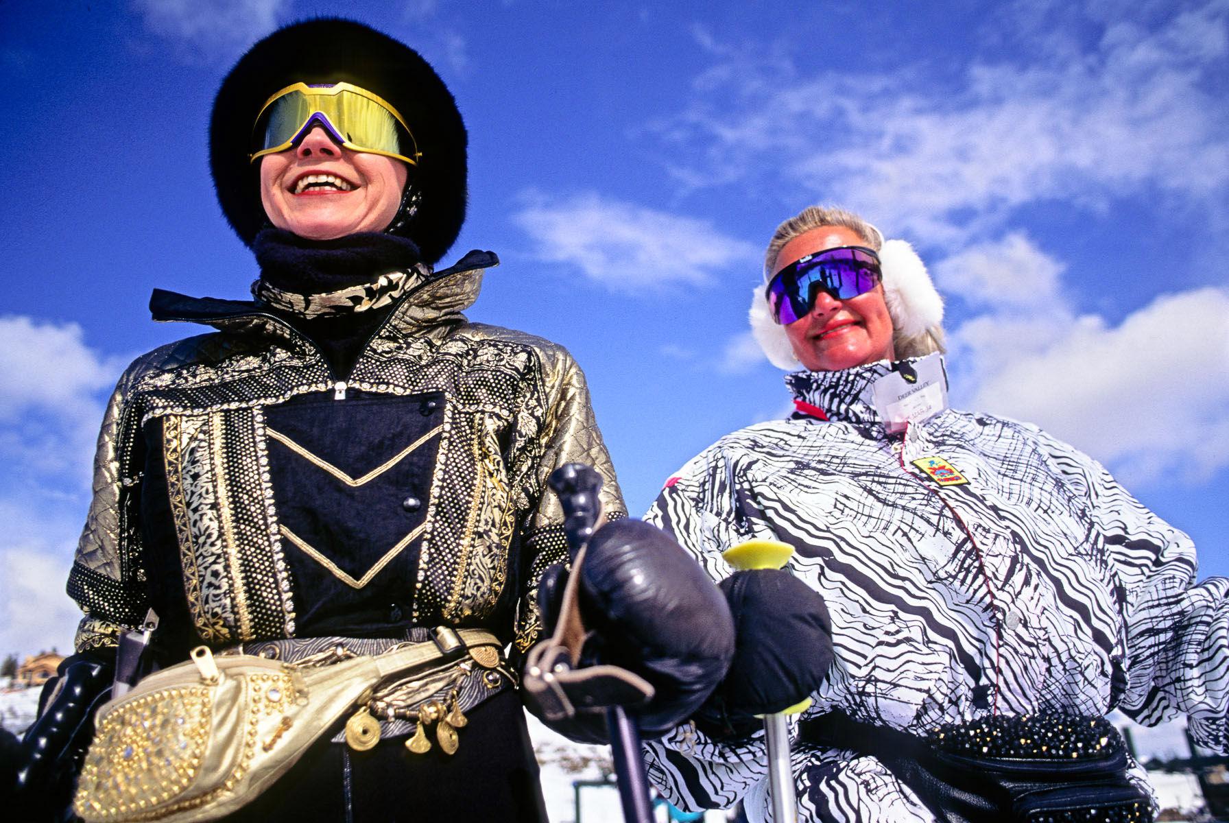 Golden Ladies, Deer Valley Utah