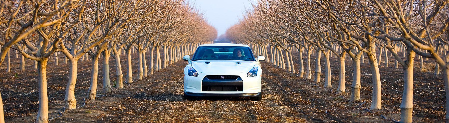Nissan GTR for R&T