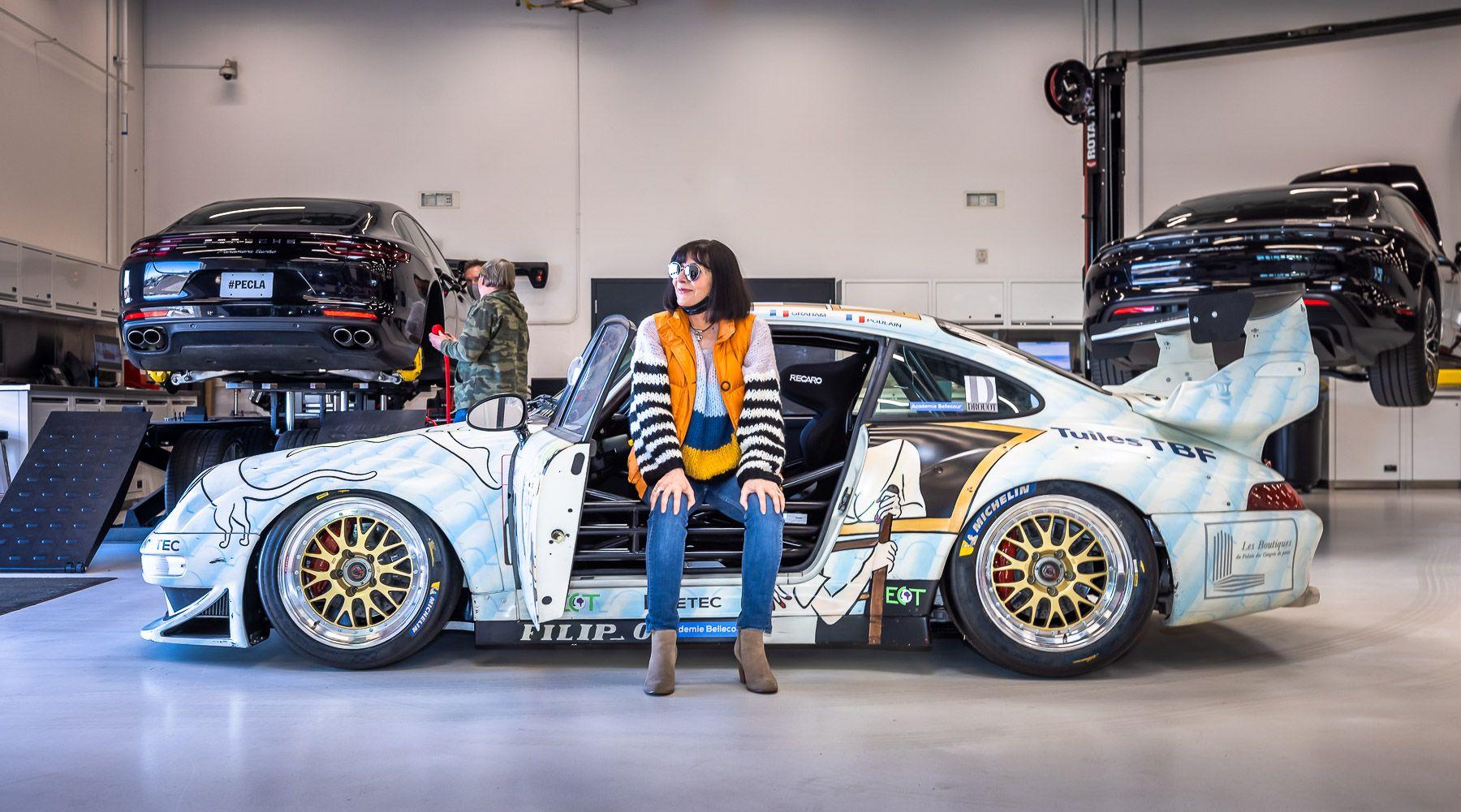 Wolinski Porsche