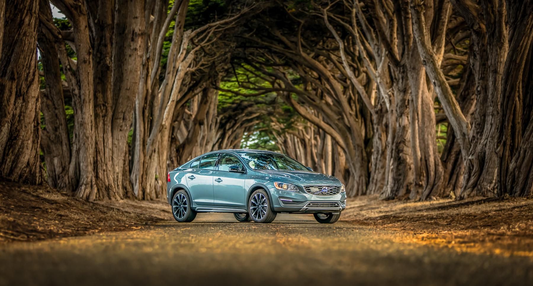 Volvo S60CC, Northern California