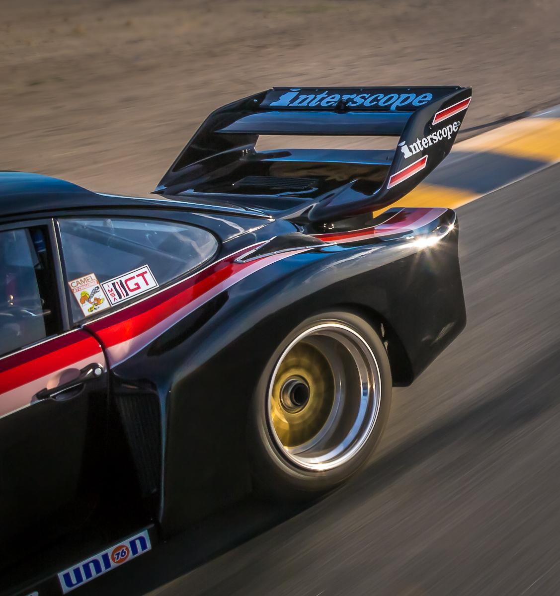 Porsche 935, Chuckwalla, CA