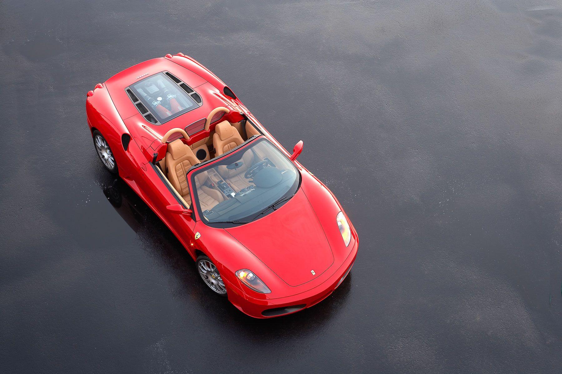 Ferrari F435 for ROAD & TRACK