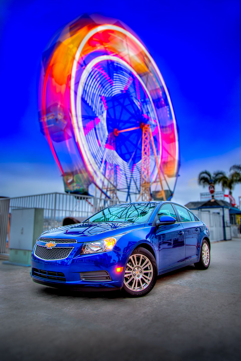 Chevy Cruze for ROAD & TRACK