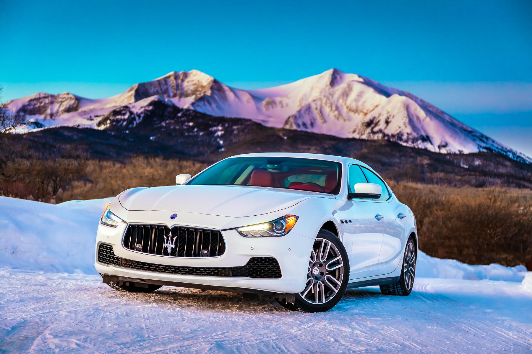 Maserati Ghibli, Aspen, CO