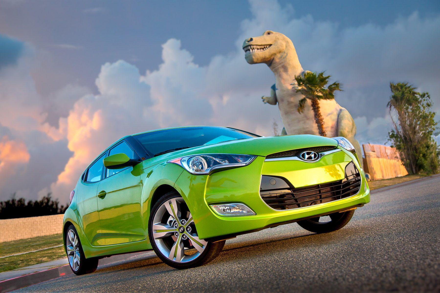Hyundai Veloster Raptor, ROAD & TRACK