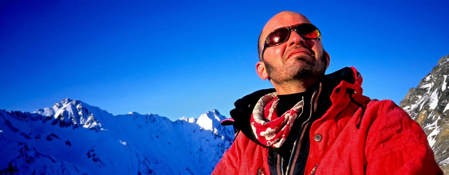 Gotthardin Thylmann, designer for Bogner, SKI Magazine