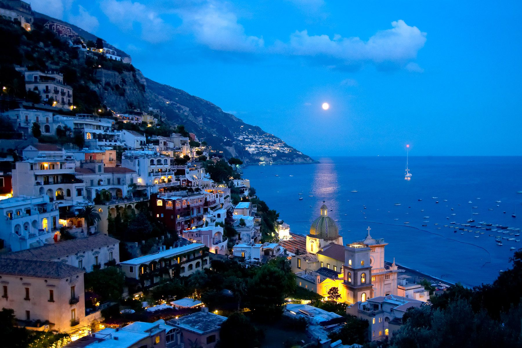 Positano, Amalfi, Italy