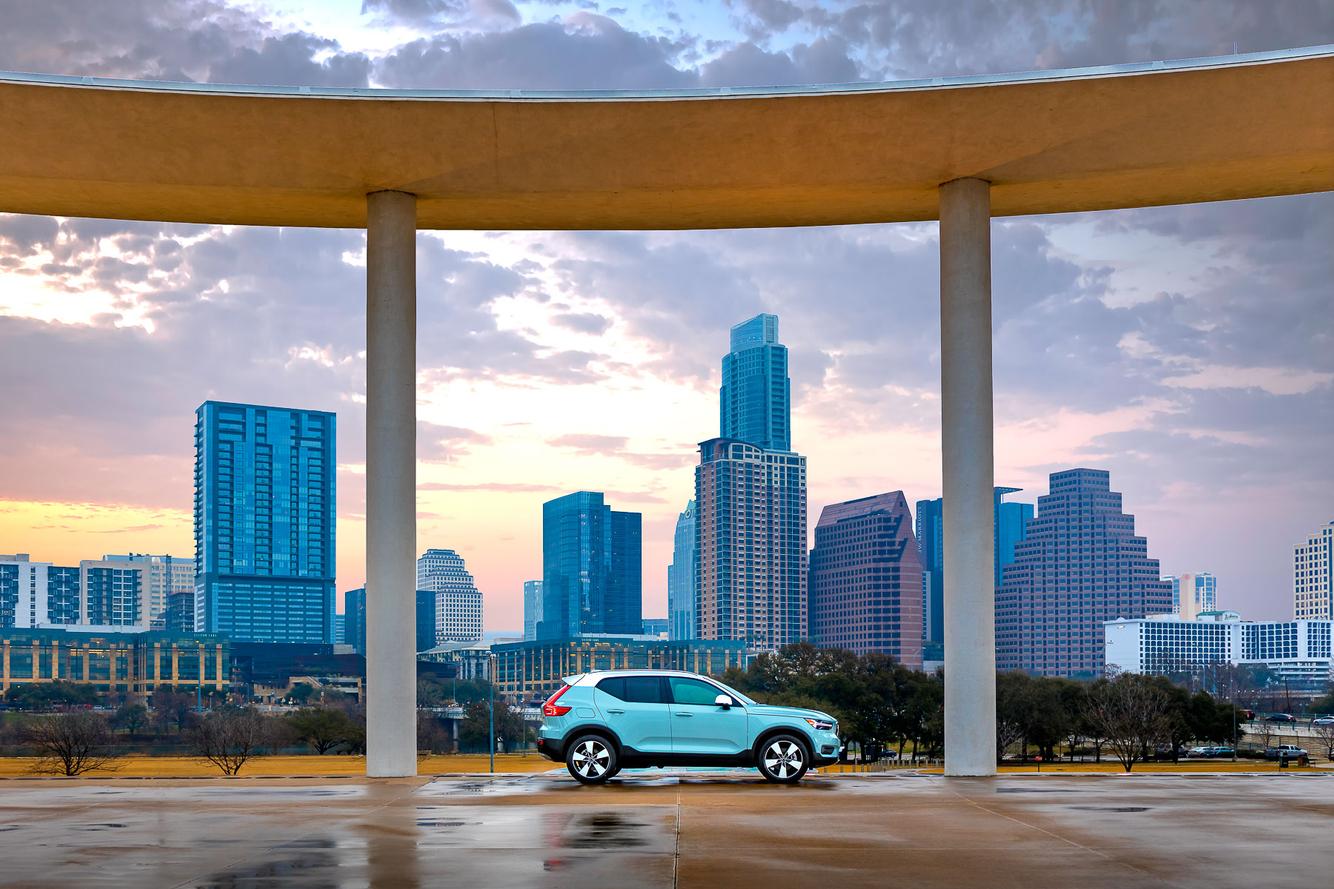 Volvo XC40, Austin, Texas