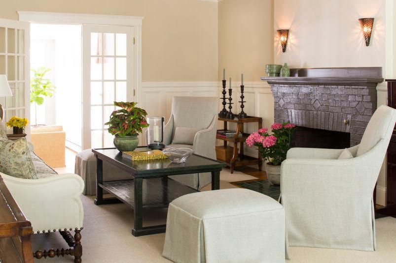 Wellesley Living Space