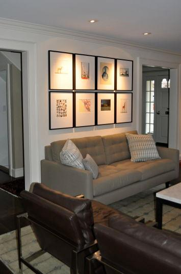 Wellesley Fine Art renovation