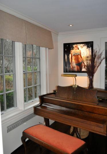 Music Room, Wellesley