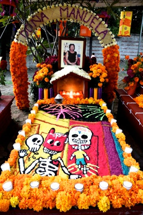 Day of the Dead remembrance