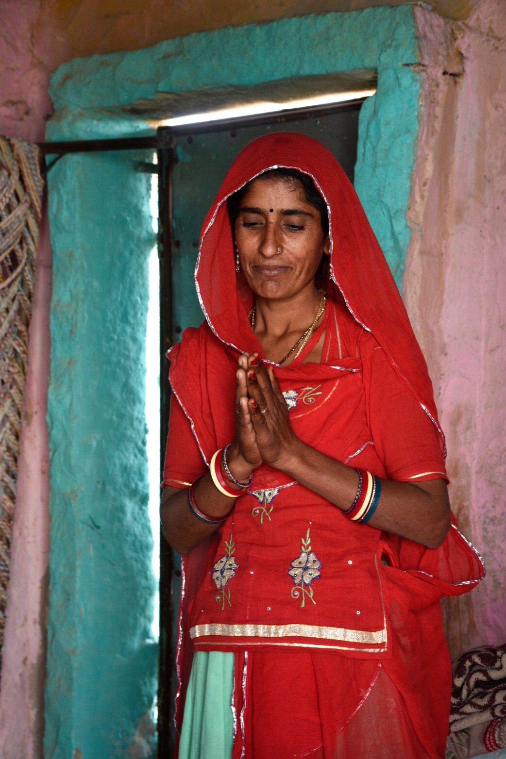 Bishnoi village Manvar