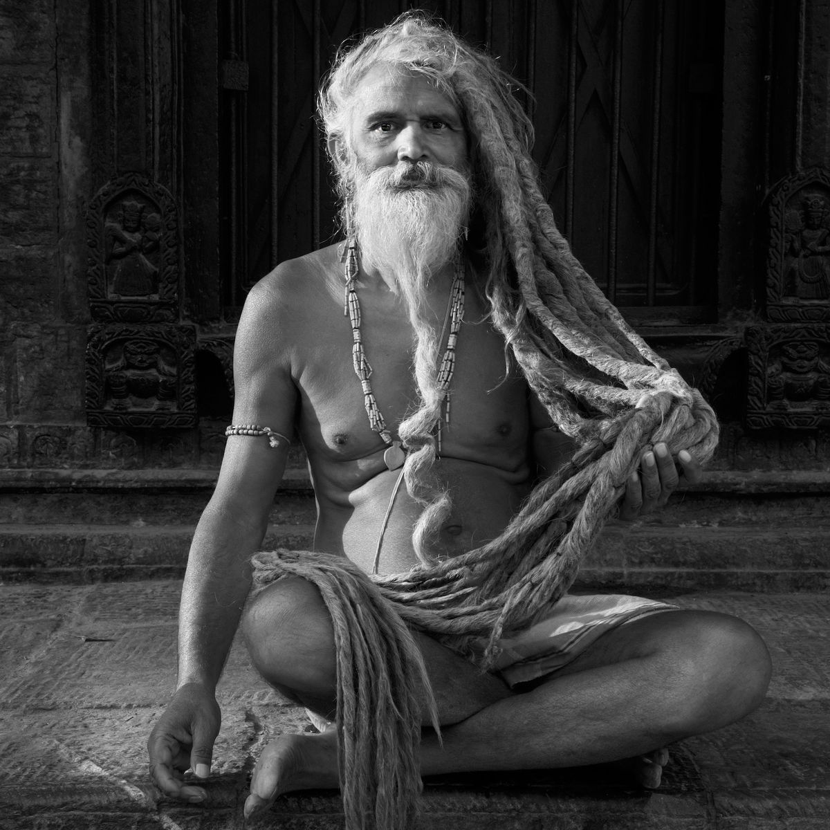 picture of holy man