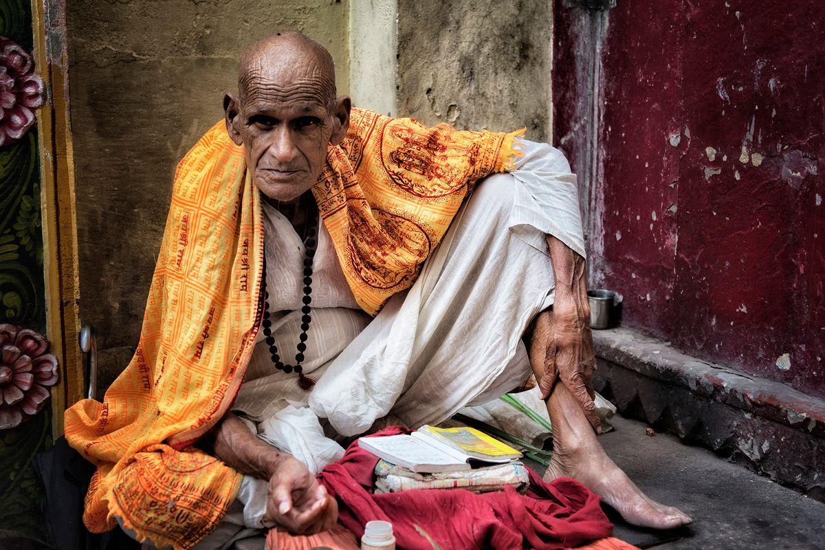 Varanasi Beggar
