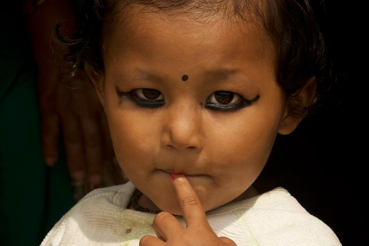 Nepali Girl Photo