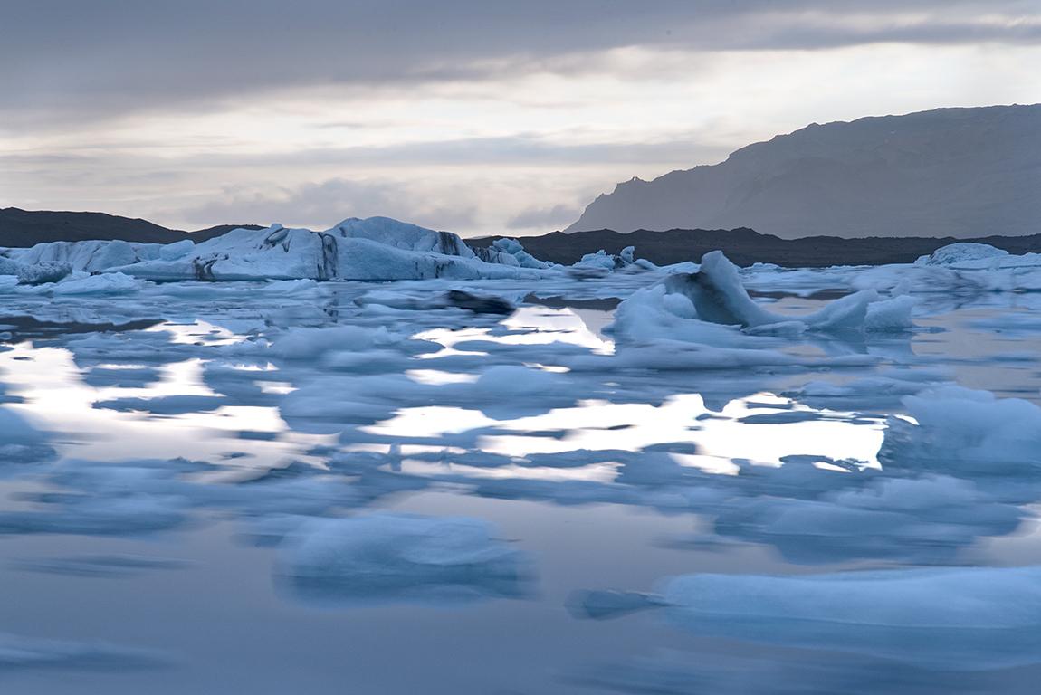 iceland lagoon