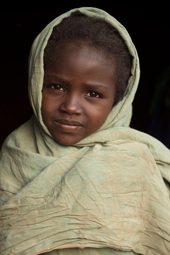 Beautiful Ethiopian Girls